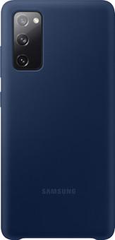 Samsung Galaxy S20 FE Silicone Back Cover Blue