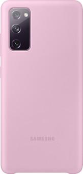 Samsung Galaxy S20 FE Silicone Back Cover Purple