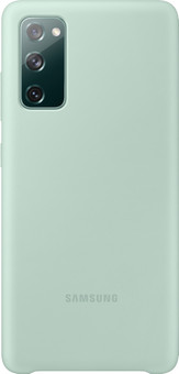 Samsung Galaxy S20 FE Silicone Back Cover Green