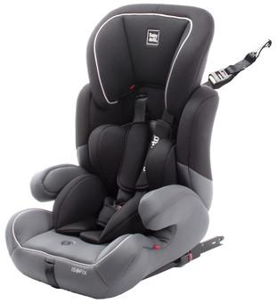 Baby Car Zarauz Con Fix Black