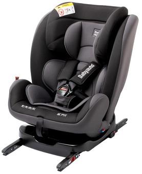 Baby Car Dupla Black