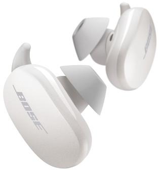 Bose QuietComfort Earbuds White