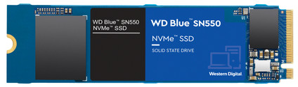 WD Blue SN550 NVMe SSD 250GB