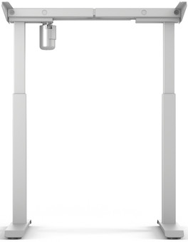 Worktrainer StudyDesk Sit-Stand Frame Silver