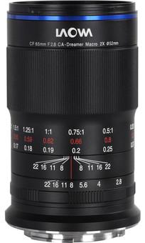 Venus LAOWA 65mm f/2.8 2x Ultra-Macro APO Lens Fujifilm X-mount