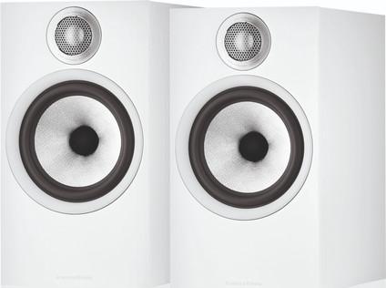 Bowers & Wilkins 606 S2 White (per pair)