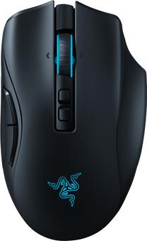 Razer Naga Pro Gaming Mouse Black