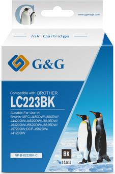 G&G LC-223 Cartridge Black