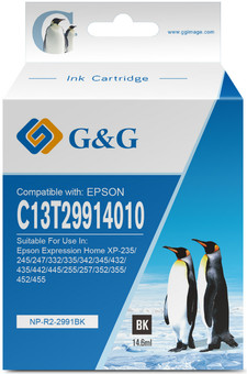G&G Epson 29XL Black