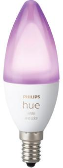 Philips Hue White & Color E14 Bluetooth Single Bulb