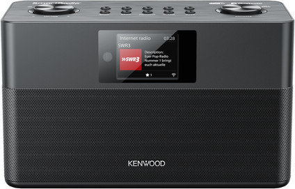 Kenwood CR-ST-100S Black