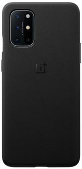 OnePlus 8T Sandstone Back Cover Black