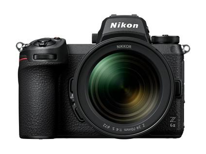 Nikon Z6 II + Nikkor Z 24-70mm f/4 S + FTZ Adapter