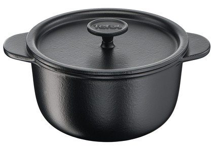 Tefal Tradition Cast Iron Dutch Oven 24cm