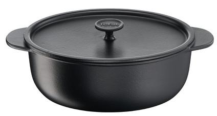 Tefal Tradition Cast Iron Dutch Oven 31cm