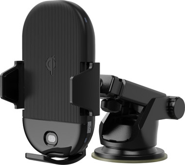 Veripart Universal Phone Mount with Wireless Charging Dashboard/Air Vent