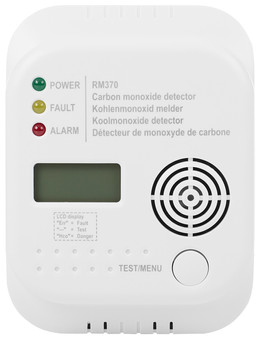 Smartwares RM370 Carbon Monixide Detector
