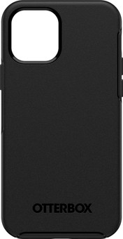 OtterBox Symmetry Plus Apple iPhone 12 / 12 Pro Back Cover with MagSafe Magnet Black