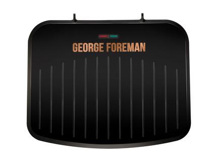 George Foreman Fit Grill Medium Copper
