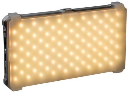 TS-P4040-C High Power Pocket Bi-Color Video Power Bank LED