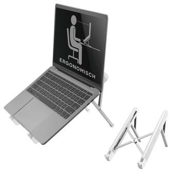 NewStar Foldable Laptop Stand NSLS010 Silver