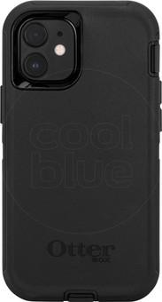 OtterBox Defender Apple iPhone 12 Mini Back Cover Black