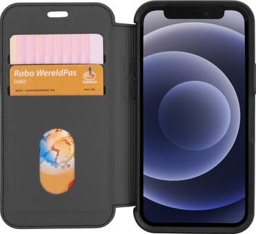 OtterBox Strada Apple iPhone 12 Mini Book Case Leather Black