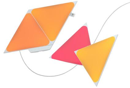 Nanoleaf Shapes Triangles Starter Kit 4-pack