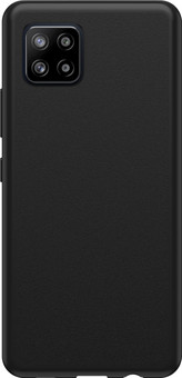 OtterBox React Samsung Galaxy A42 Back Cover Black