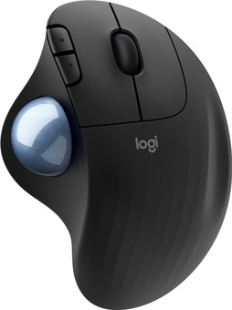 Logitech M575 ERGO Wireless Trackball Mouse Graphite