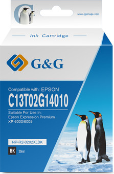 G&G 202XL Cartridges Black
