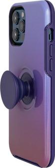 OtterBox Otter + Pop Symmetry Apple iPhone 12 Pro Max Back Cover Purple