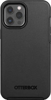 OtterBox Symmetry Apple iPhone 12 Pro Max Back Cover Black