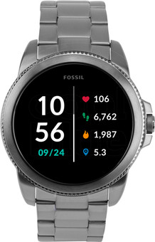 Fossil Gen 5E Display FTW4049 Gray 44mm