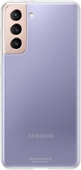 Samsung Galaxy S21 Clear Back Cover Transparent