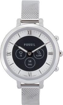 Fossil Monroe Hybrid HR FTW7040 Silver