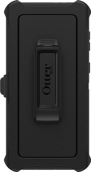 OtterBox Defender Samsung Galaxy S21 Plus Back Cover Black