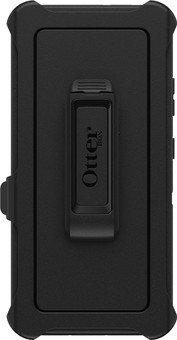 OtterBox Defender Samsung Galaxy S21 Ultra Back Cover Black