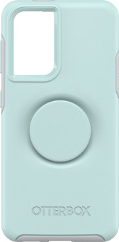 OtterBox Otter + Pop Symmetry Samsung Galaxy S21 Back Cover Blue