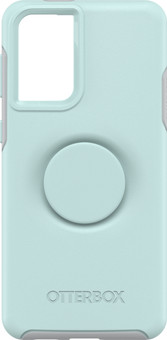 OtterBox Otter + Pop Symmetry Samsung Galaxy S21 Plus Back Cover Blue