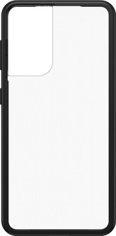 OtterBox React Samsung Galaxy S21 Back Cover Black