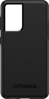 OtterBox Symmetry Samsung Galaxy S21 Back Cover Black