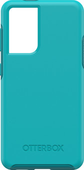 OtterBox Symmetry Samsung Galaxy S21 Back Cover Blue