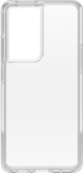 OtterBox Symmetry Samsung Galaxy S21 Ultra Back Cover Transparent