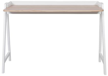 Schaffenburg Domestico Desk 120x60 White/Oak
