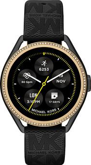 Michael Kors MK GO 2 Gen 5E Display MKT5118 Black