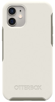 OtterBox Symmetry Plus Apple iPhone 12 Mini Back Cover with MagSafe Magnet White