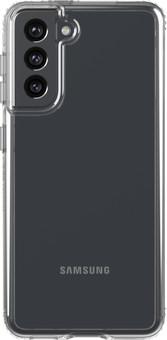 Tech21 Evo Clear Samsung Galaxy S21 Back Cover Transparent