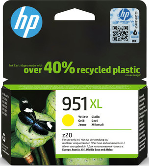 HP 951XL Cartridge Yellow