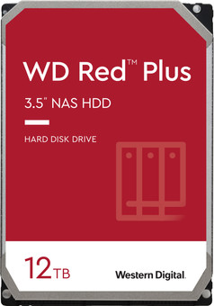 WD Red Plus WD120EFBX 12TB